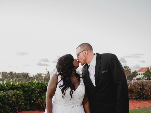 Jeremy and Jamora's Wedding in Lake Worth, Florida 75