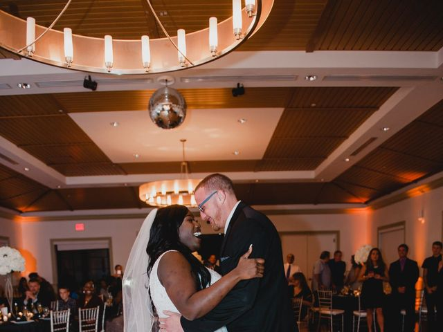 Jeremy and Jamora's Wedding in Lake Worth, Florida 88