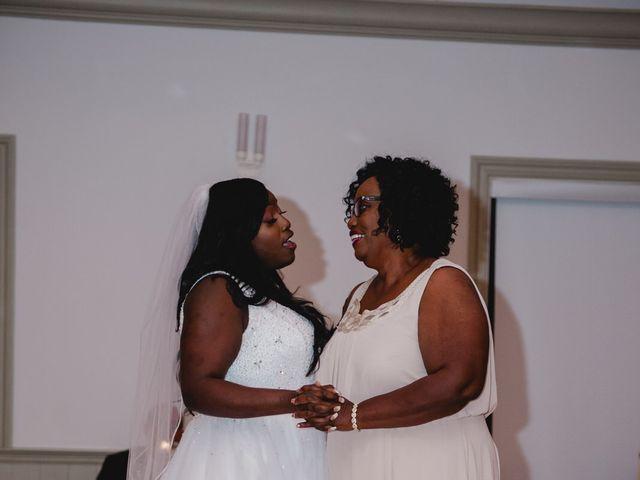 Jeremy and Jamora's Wedding in Lake Worth, Florida 89