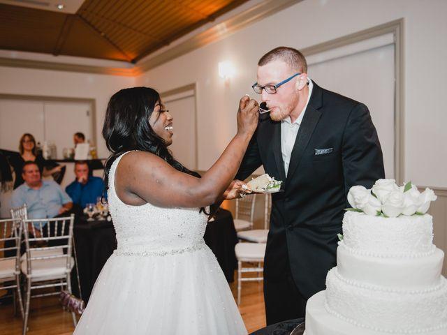 Jeremy and Jamora's Wedding in Lake Worth, Florida 98