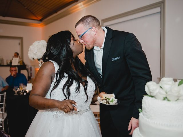 Jeremy and Jamora's Wedding in Lake Worth, Florida 99