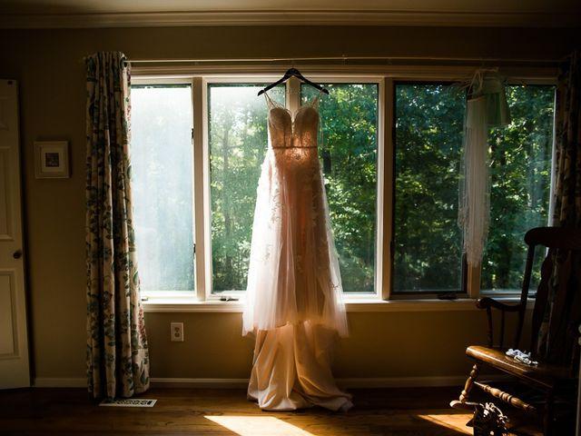 Ryan and Courtney's Wedding in Huntingtown, Maryland 1