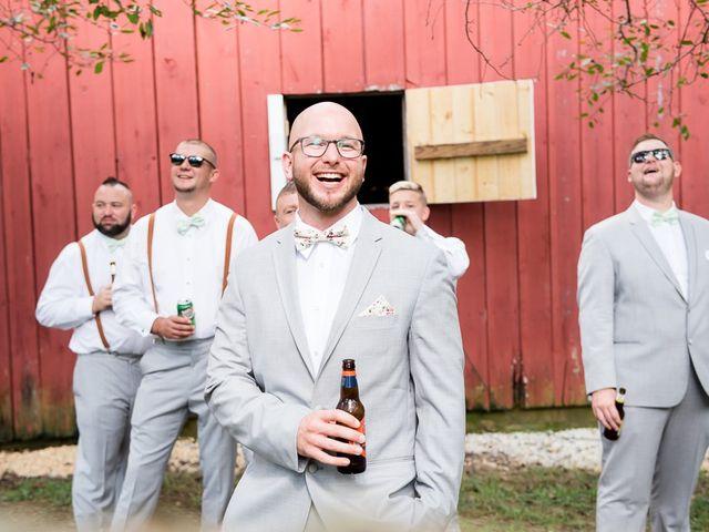 Ryan and Courtney's Wedding in Huntingtown, Maryland 7