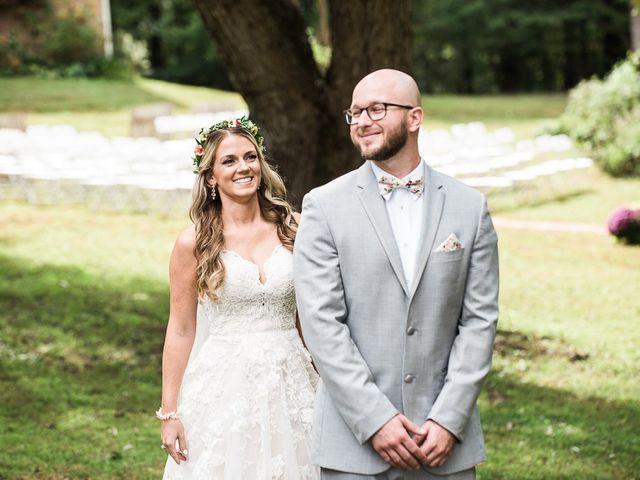 Ryan and Courtney's Wedding in Huntingtown, Maryland 8