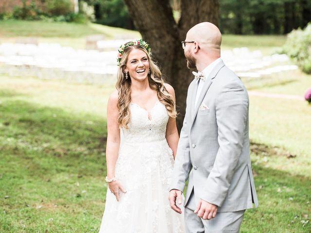 Ryan and Courtney's Wedding in Huntingtown, Maryland 9
