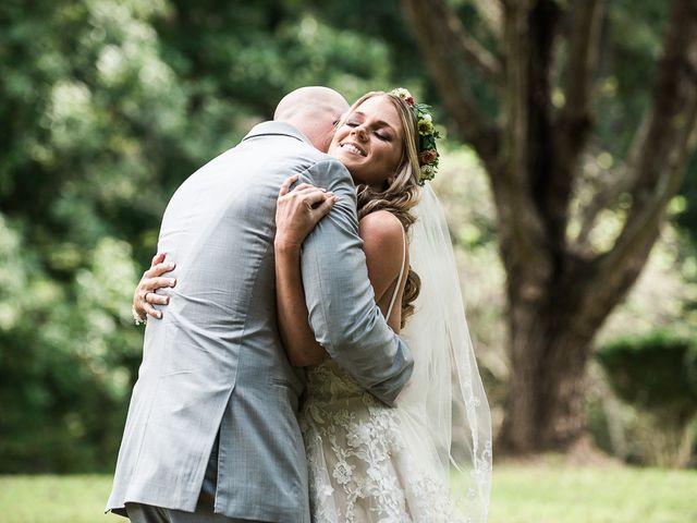 Ryan and Courtney's Wedding in Huntingtown, Maryland 10