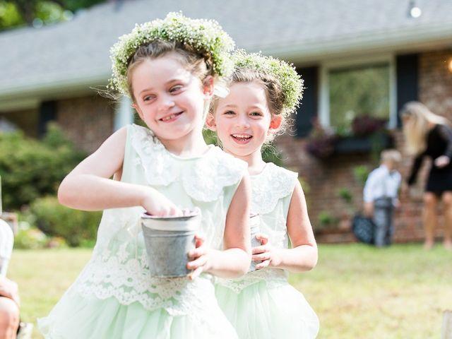 Ryan and Courtney's Wedding in Huntingtown, Maryland 13