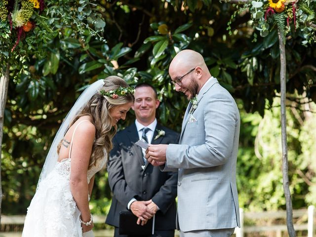 Ryan and Courtney's Wedding in Huntingtown, Maryland 17