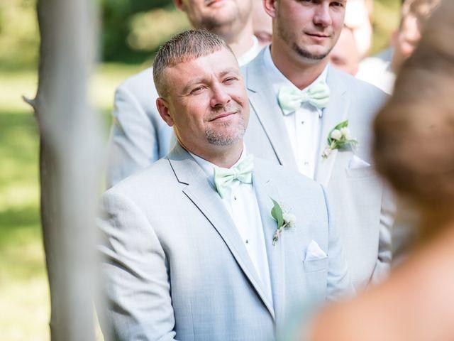 Ryan and Courtney's Wedding in Huntingtown, Maryland 18