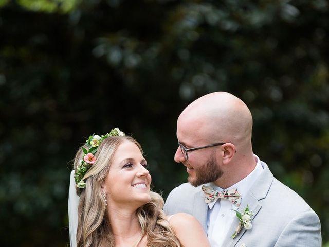 Ryan and Courtney's Wedding in Huntingtown, Maryland 22