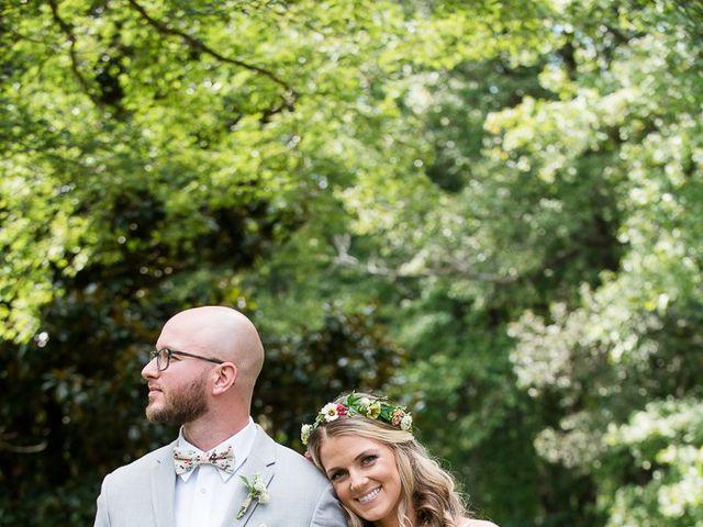 Ryan and Courtney's Wedding in Huntingtown, Maryland 24