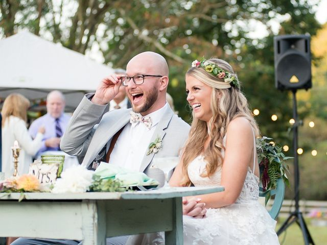 Ryan and Courtney's Wedding in Huntingtown, Maryland 26