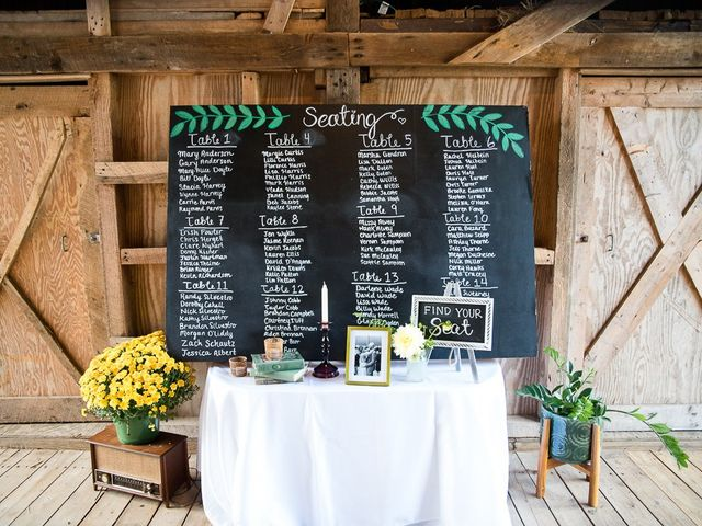 Ryan and Courtney's Wedding in Huntingtown, Maryland 34