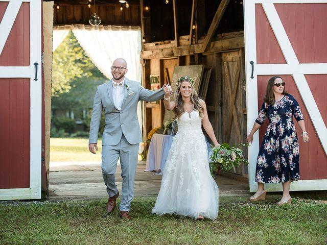 Ryan and Courtney's Wedding in Huntingtown, Maryland 36