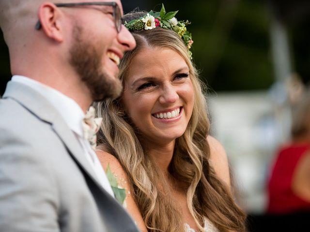 Ryan and Courtney's Wedding in Huntingtown, Maryland 39