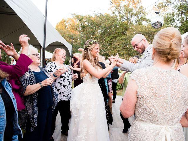 Ryan and Courtney's Wedding in Huntingtown, Maryland 40