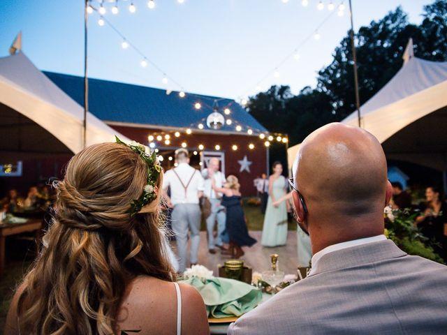 Ryan and Courtney's Wedding in Huntingtown, Maryland 43