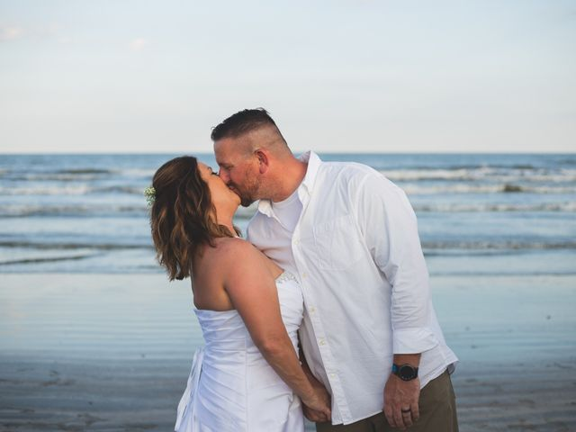 The wedding of Malibu and Greg
