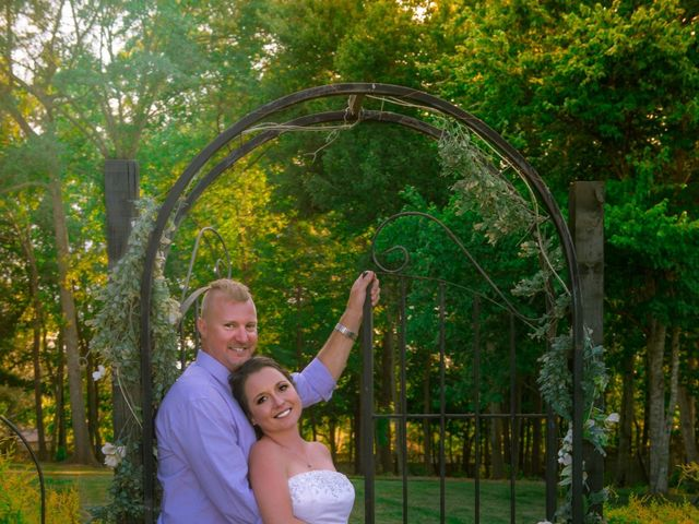 Stacey and Tony's Wedding in Inman, South Carolina 2