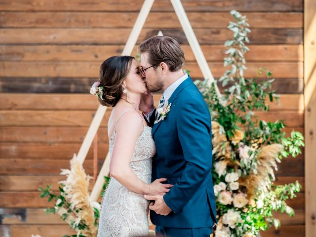The wedding of Jared and Hilary