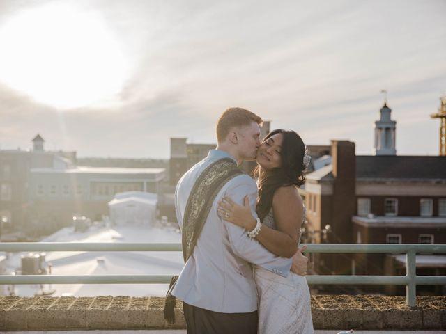 Alex and Montana's Wedding in Wilmington, North Carolina 22