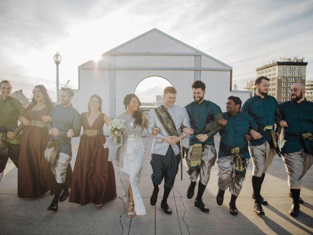 Alex and Montana's Wedding in Wilmington, North Carolina 25