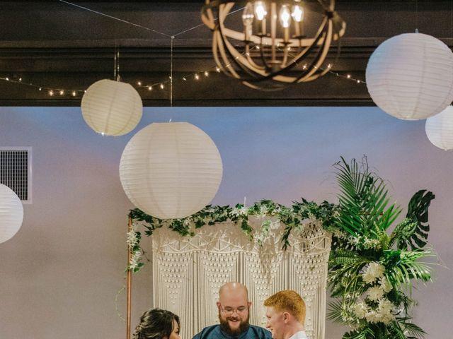 Alex and Montana's Wedding in Wilmington, North Carolina 31