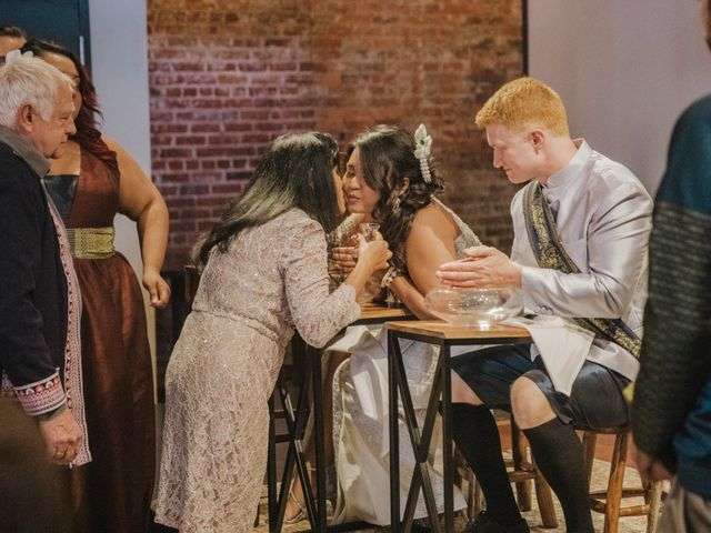 Alex and Montana's Wedding in Wilmington, North Carolina 32