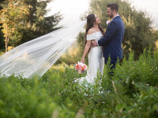 The wedding of Marquesa Shamloo and Bejan Shamloo