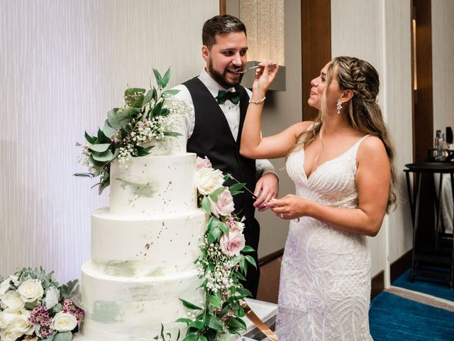 Chase and Bianca's Wedding in West Palm Beach, Florida 7