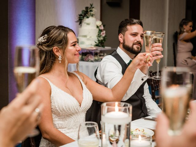 Chase and Bianca's Wedding in West Palm Beach, Florida 1