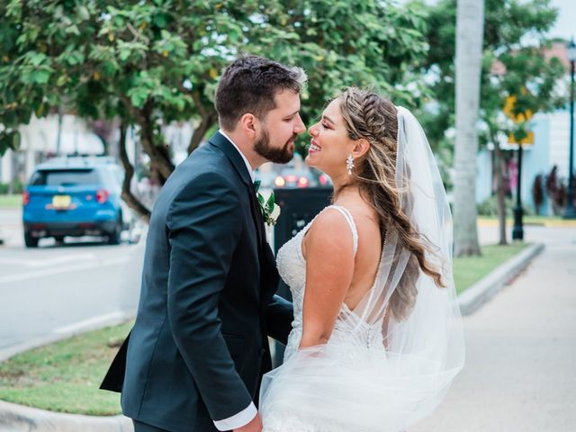 Chase and Bianca's Wedding in West Palm Beach, Florida 19