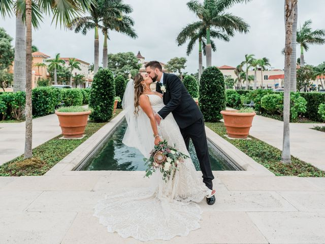 Chase and Bianca's Wedding in West Palm Beach, Florida 24