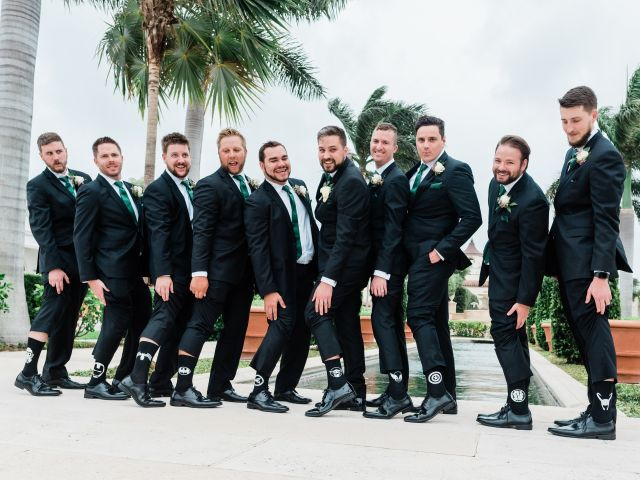 Chase and Bianca's Wedding in West Palm Beach, Florida 25