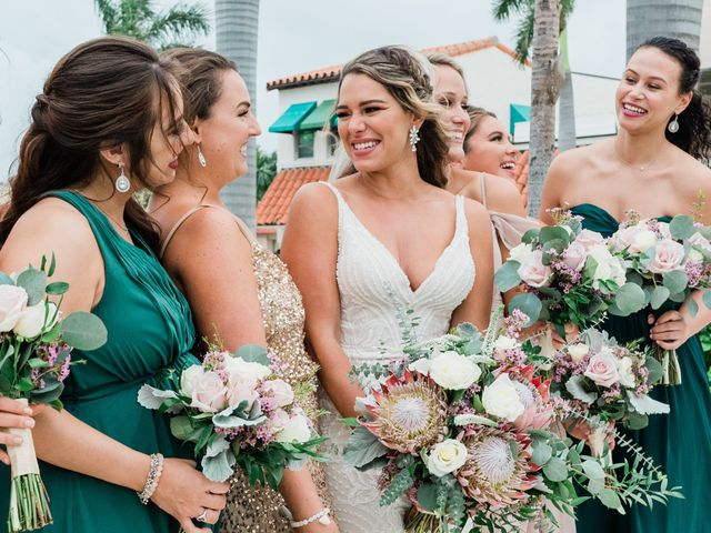 Chase and Bianca's Wedding in West Palm Beach, Florida 28