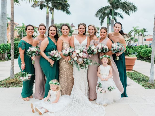 Chase and Bianca's Wedding in West Palm Beach, Florida 29