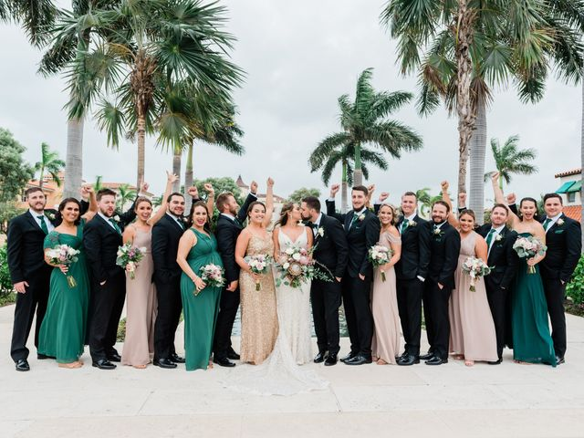 Chase and Bianca's Wedding in West Palm Beach, Florida 30