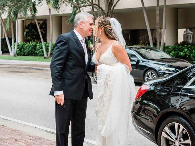 Chase and Bianca's Wedding in West Palm Beach, Florida 37