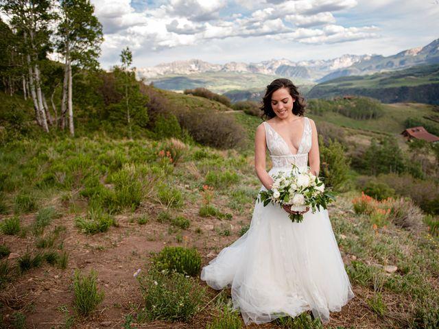 Vince and Lauren's Wedding in Telluride, Colorado 7