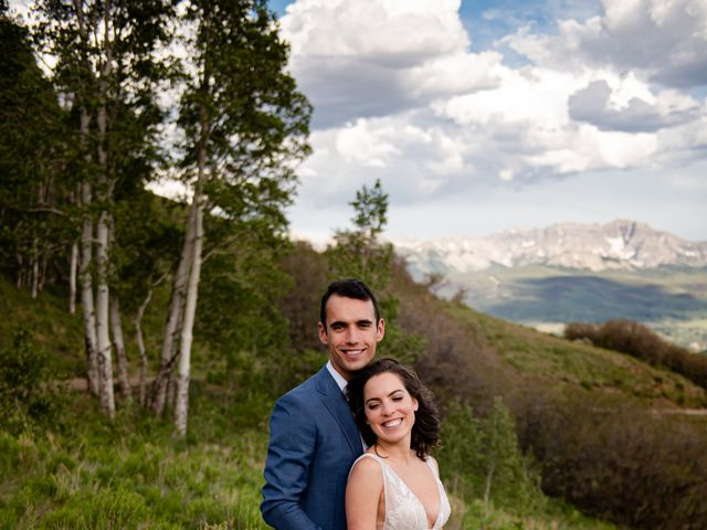 Vince and Lauren's Wedding in Telluride, Colorado 9
