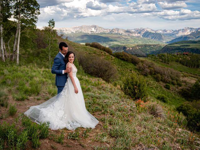 Vince and Lauren's Wedding in Telluride, Colorado 11