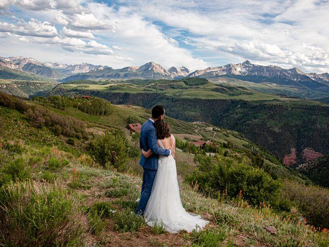 Vince and Lauren's Wedding in Telluride, Colorado 12