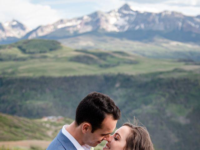 Vince and Lauren's Wedding in Telluride, Colorado 13