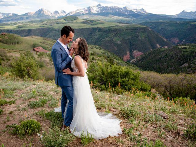 Vince and Lauren's Wedding in Telluride, Colorado 14