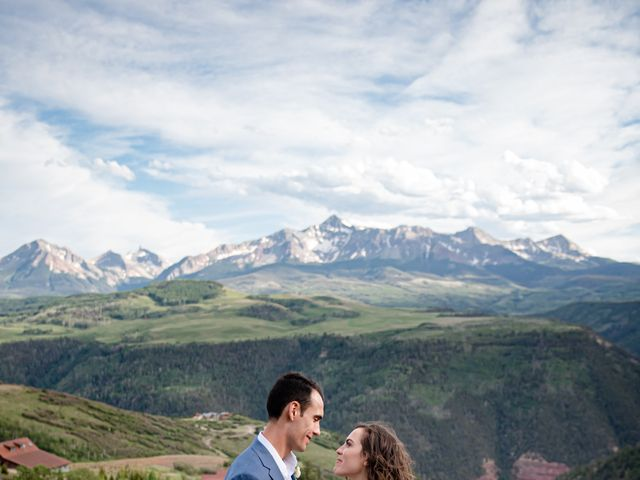 Vince and Lauren's Wedding in Telluride, Colorado 15