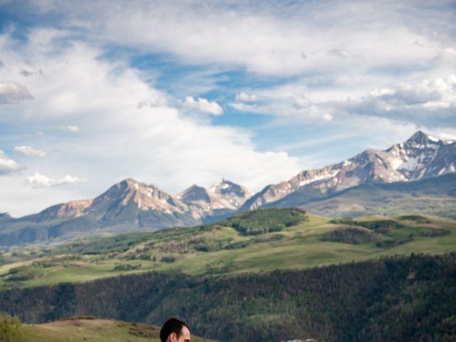 Vince and Lauren's Wedding in Telluride, Colorado 16