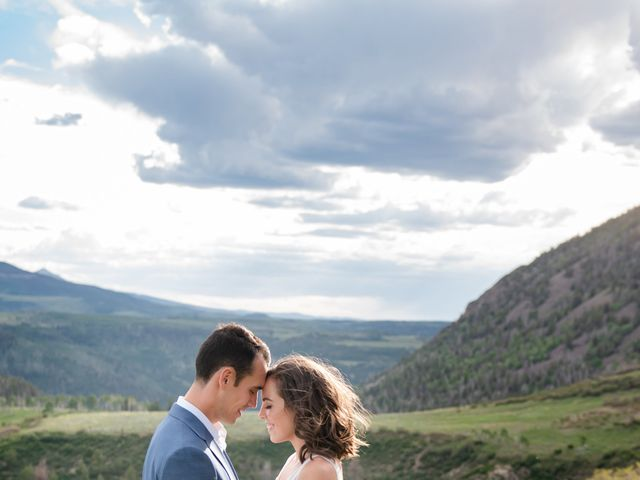 Vince and Lauren's Wedding in Telluride, Colorado 21