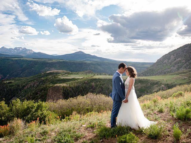 Vince and Lauren's Wedding in Telluride, Colorado 23
