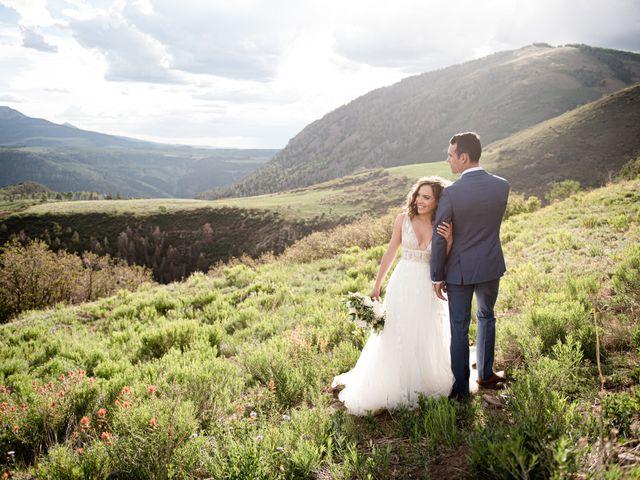 Vince and Lauren's Wedding in Telluride, Colorado 30