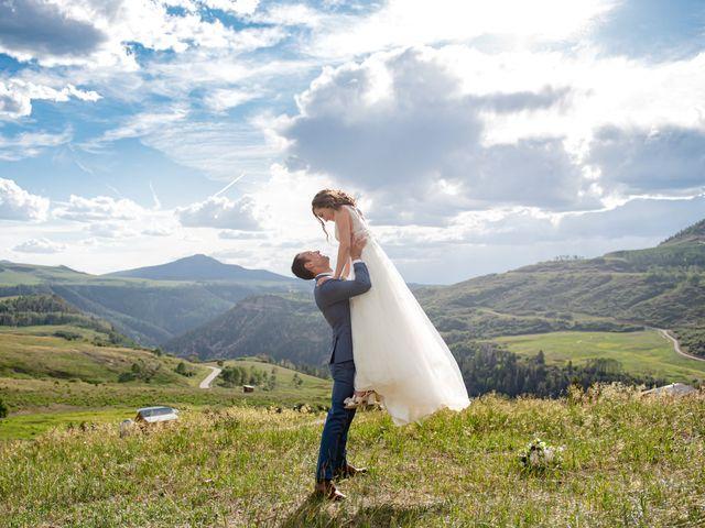 Vince and Lauren's Wedding in Telluride, Colorado 33
